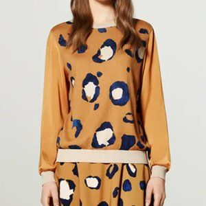 3.1 Phillip Lim for Target Leopard Printed Sweater